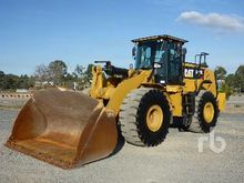 2014 CATERPILLAR 972K Wheel Loa