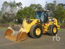2015 CATERPILLAR 950K Wheel Loa