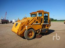2001 MOBILE SWEEPER H-10 Sweepe