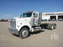 1993 FREIGHTLINER FLD T/A Cab &