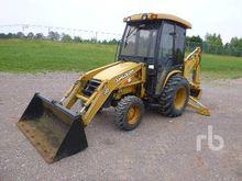 2002 JOHN DEERE 110A 4x4 Mini L