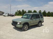 2003 LAND ROVER DISCOVERY 4x4 S