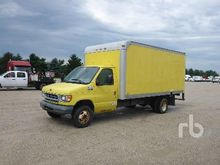 1998 FORD E350 Van Truck
