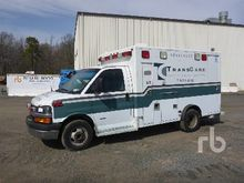 2008 CHEVROLET EXPRESS Ambulanc