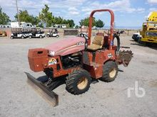 2010 DITCH WITCH RT40 4x4 Trenc