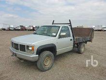 1988 CHEVROLET 3500 SL 4x4 Flat