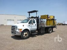 2005 FORD F650 XL S/A Attenuato