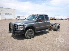 2009 FORD F450 XLT Extended Cab