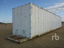 48 Ft Skid Mtd High Cube Storag
