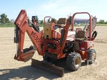 2008 DITCH WITCH RT40 4x4 Ride