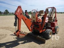2010 DITCH WITCH RT45 4x4 Ride
