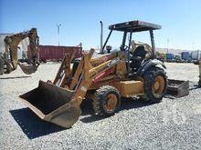 2005 CASE 570MXT 4x4 Skip Loade