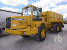 1990 VOLVO A25 6x4 Articulated