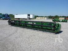 2007 JOHN DEERE 630F 30 Ft Flex