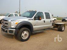 2011 FORD F450 XLT Crew Cab 4x4