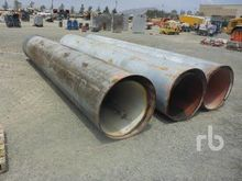 QUANTITY OF PIPE Pipeline