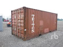 1999 20 Ft Container Equipment