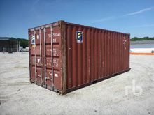 20 FT. Container Equipment