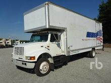 1997 INTERNATIONAL 4700 Van Tru