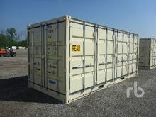 BSL 20 Ft One Way Container Equ