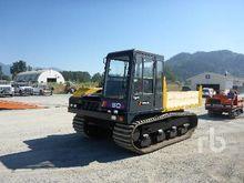 YANMAR C60R-2 Crawler Dumper