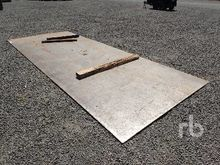 20 Ft x 8 Ft Road Plate Sewer &