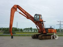 2002 HITACHI ZX500LC Material H