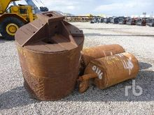 Quantity Of 3 Dig Buckets Drill