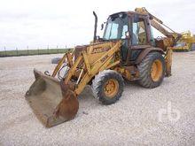 1990 CASE 580K 4x4 Loader Backh