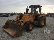 1990 CASE 580G Loader Backhoes