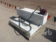 DELTA 100 Gallon L-Shaped Fuel