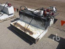 QTY OF L-Shaped Fuel Tanks