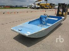 16 Ft Aluminum Flat Bottom Boat