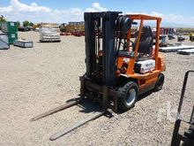 TOYOTA 4500 Lb Forklifts