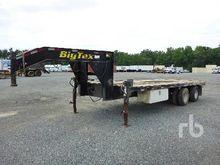2012 BIG TEX Z20GN 20 Ft x 8 Ft