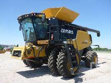 2012 CLAAS LEXION 750 4x4 Combi