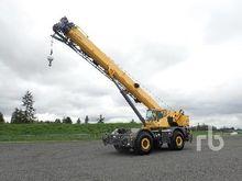 2008 GROVE RT880E 80 Ton 4x4x4