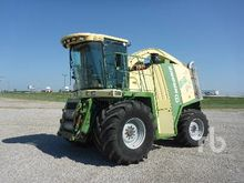 KRONE BIG X V12 Forage Harveste