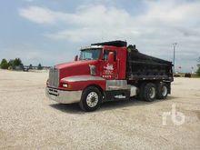 1993 KENWORTH Dump Truck (T/A)
