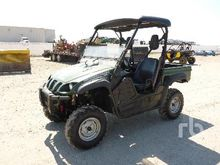 2007 YAMAHA RHINO 660 Side By S