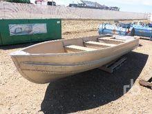 MISTY RIVER 14 Ft Aluminum Boat