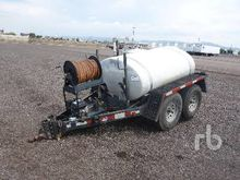2004 WYLIE 500 Gallon T/A Water