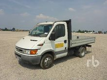 2005 IVECO DAILY 35C10 Flatbed