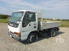 2001 ISUZU K35 Dump Truck (S/A)