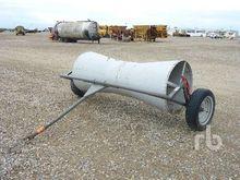 INLAND 8 Ft Steel Swath Roller
