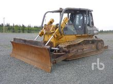 KOMATSU D65PX-12 Crawler Tracto