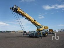 2007 GROVE RT760E 60 Ton 4x4x4
