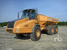 2003 CASE 330 6x6 Articulated D