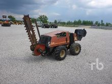 1996 DITCH WITCH 410SX Trencher