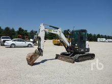 2012 BOBCAT E45-EM Mini Excavat
